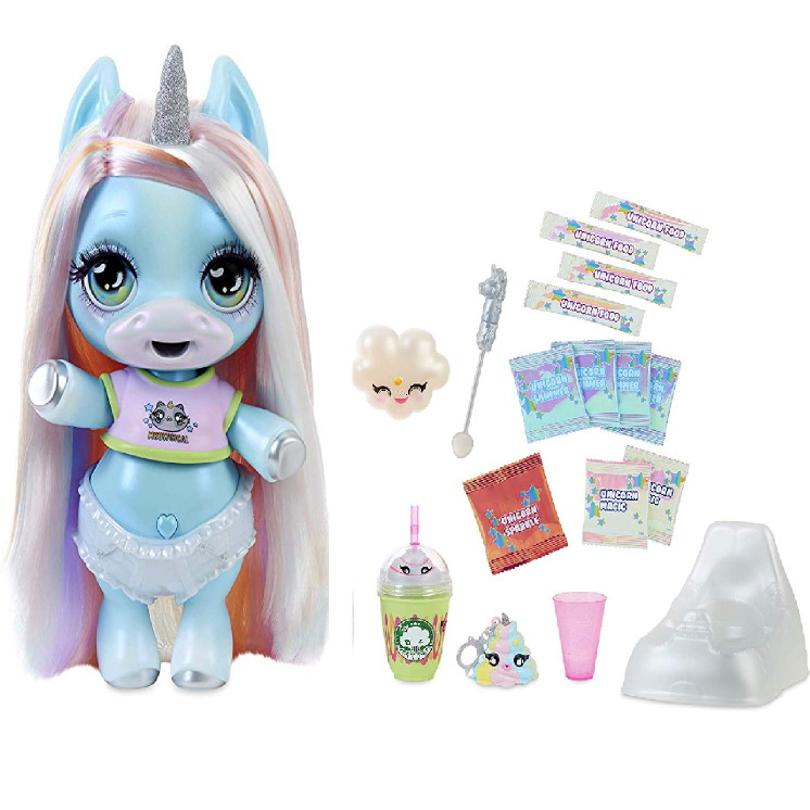 POOPSIE Unicorn Surprise original Единорог Пупси Dazzle Darling 20 сюрпризов 555988