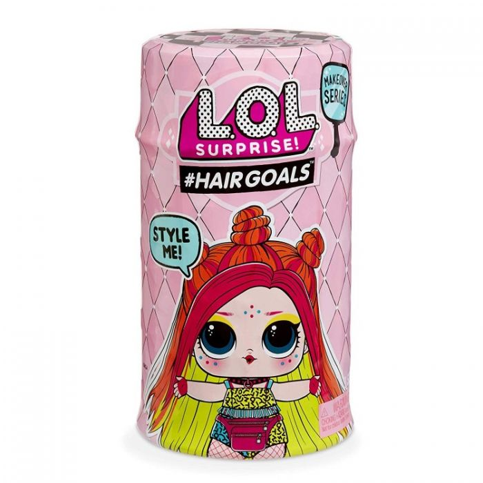 Куклы ЛОЛ Преображение 5 серия 2 волна LOL Surprise Makeover 557067