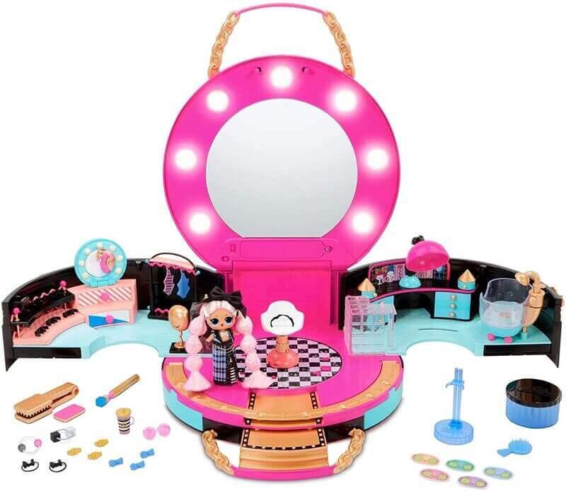 LOL surprise Hair Salon Playset with 50 сюрпризов 571322