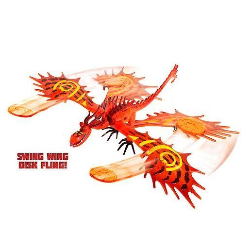Dragons Дрэгонс Боевые драконы Кривоклык Ужасное чудовище Hookfang 66574/2