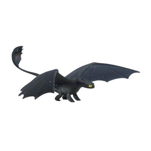 Dragons Дракон Беззубик мини-фигурка Как приручить дракона 66562/20065286