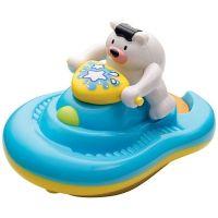 Медвежонок на катере пускает мыльные пузыри 4310T