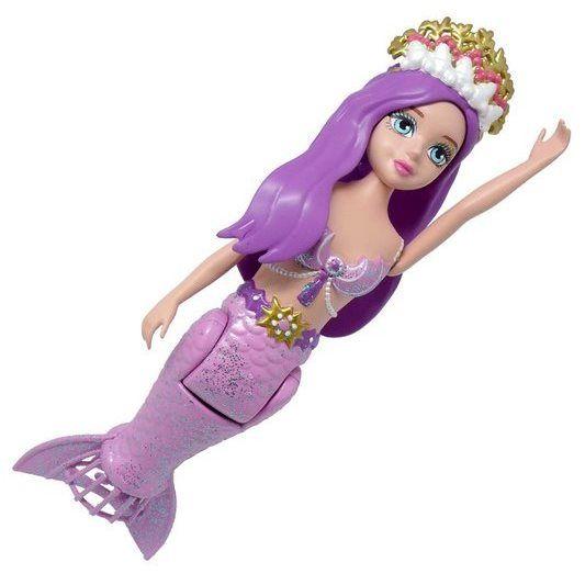 Кукла Танцующая русалка Белла Море Чудес плывет, ныряет 146271