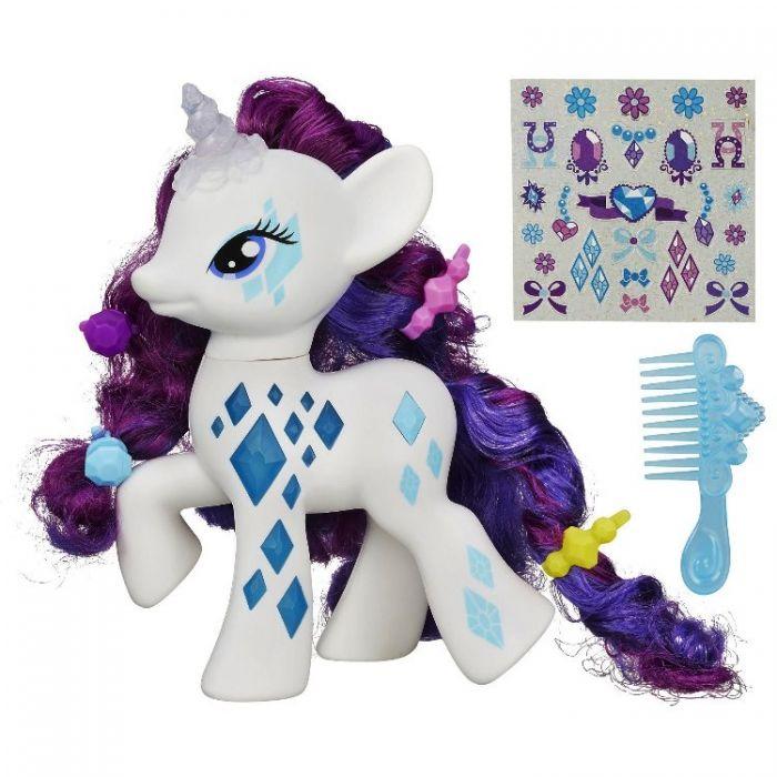 My Little Pony Пони-модница Cutie Mark Magic Рарити, свет B0367