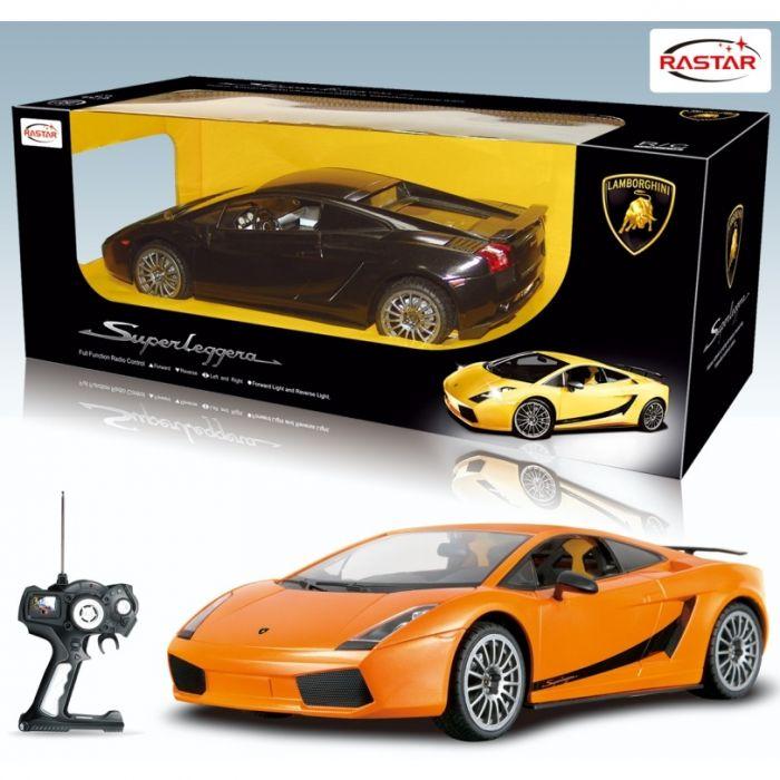 Машина радиоуправляемая модель Lamborghini  1:14 26400
