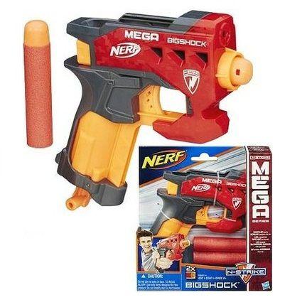 Nerf Бластер Мега Большой выстрел A9314H