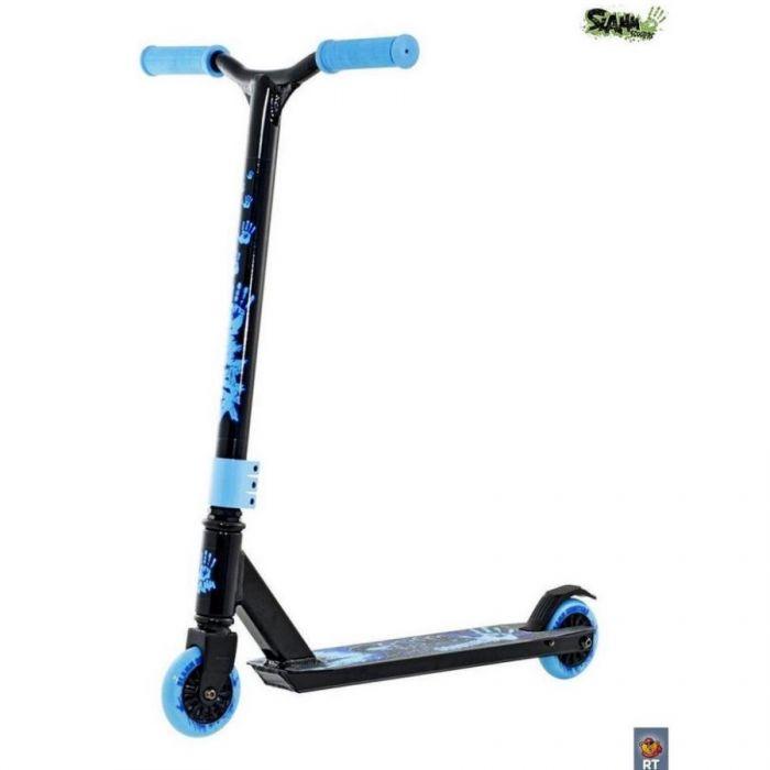 Самокат Slamm SL0500 Tantrum III blue