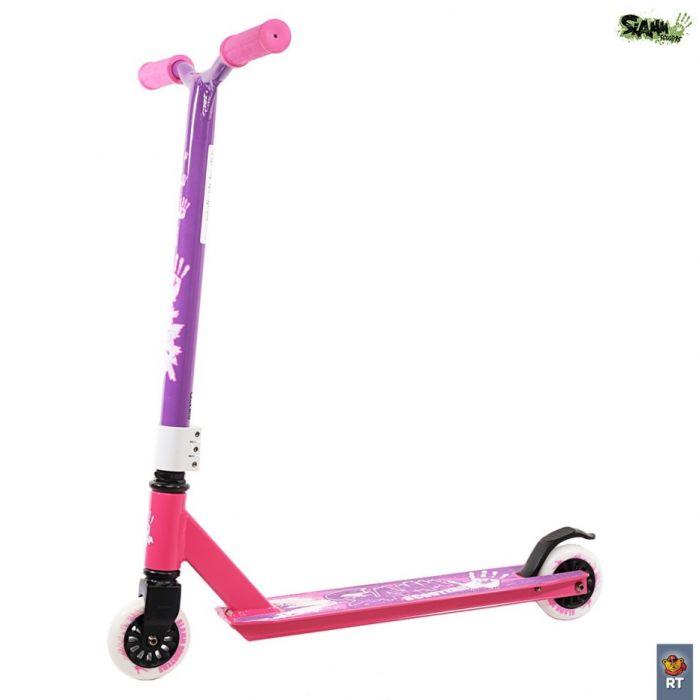 Самокат Slamm SL0500 Tantrum III pink