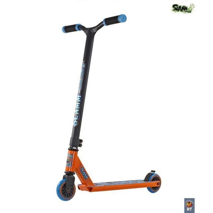 Самокат Slamm SL145-00 Urban III crush orange/blue