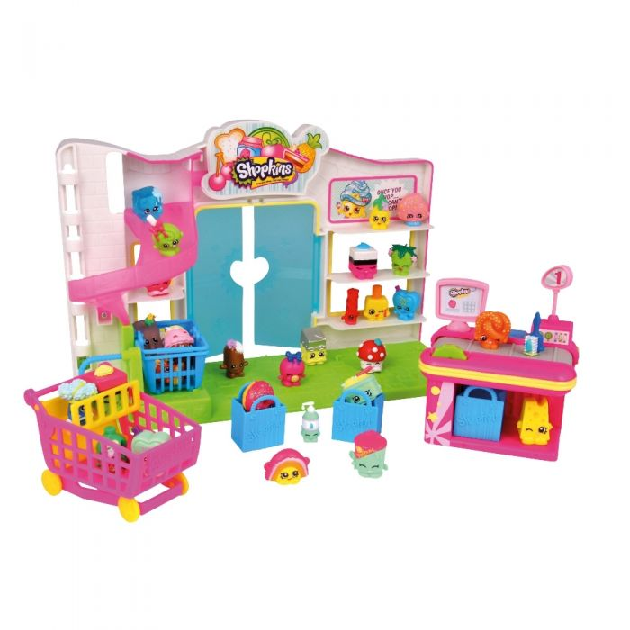 Игровой набор Шопкинс Супермаркет Shopkins 56008