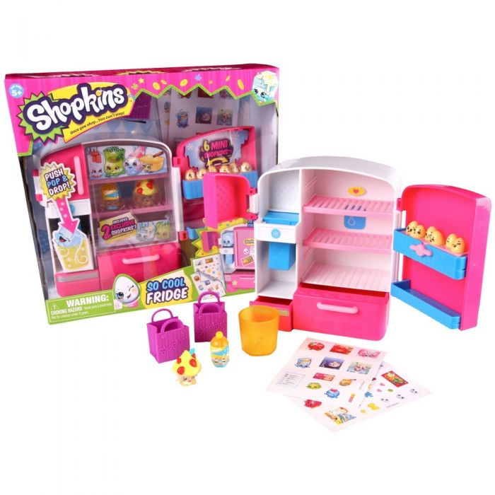 Игровой набор Шопкинс Холодильник Shopkins 56051