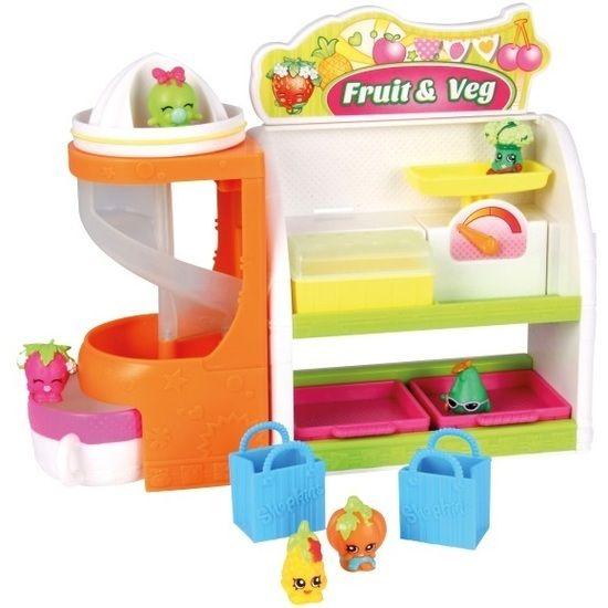Игровой набор Шопкинс Овощная лавка Shopkins 56010