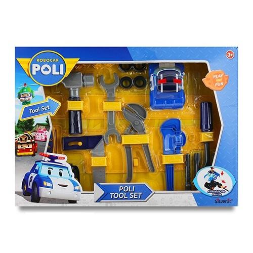 Robocar Poli Набор инструментов на пояс  83029