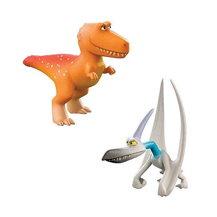 Игровой набор Хороший динозавр Ремси и Тундерклап 62304
