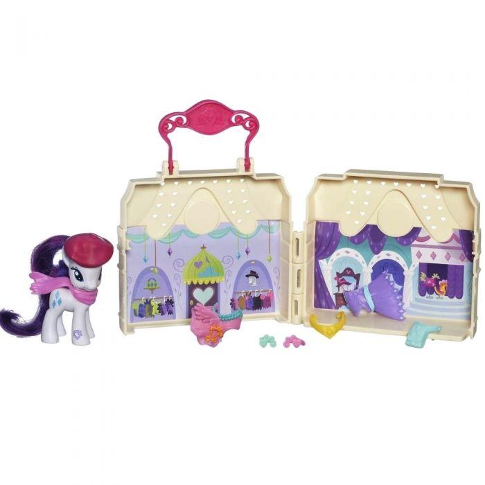 Игровой набор My Little Pony Магазин одежды B3604_B5390