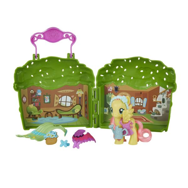 My Little Pony мини набор Пони Мейнхеттен B3604EU4