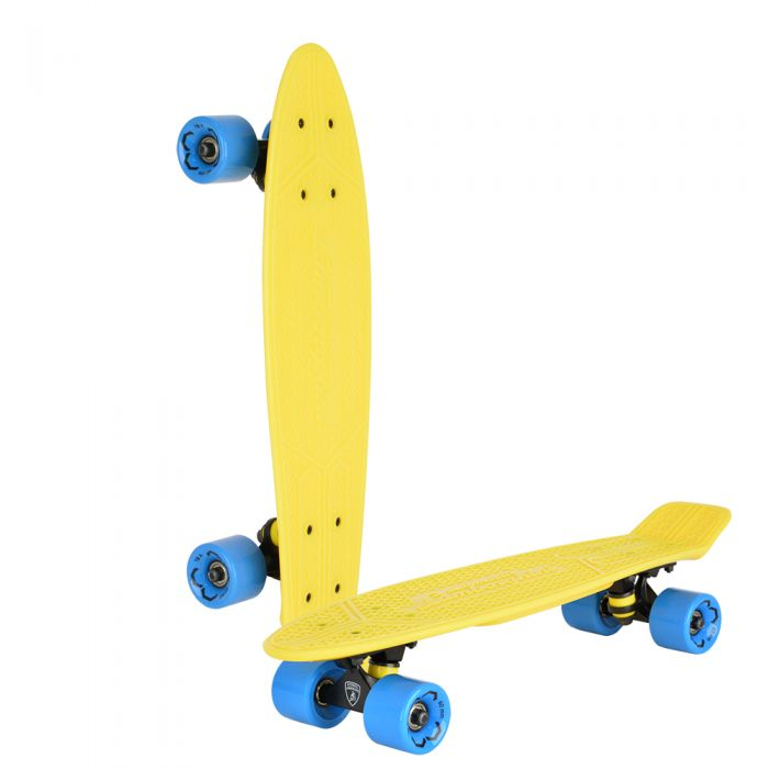 Скейтборд Lamborghini LB1Y желтый