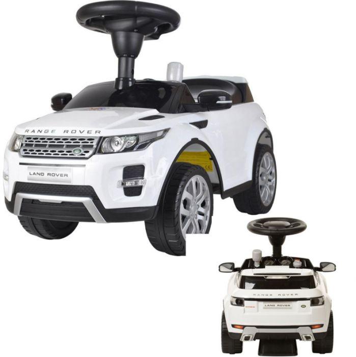 Каталка Land Rover, Range Rover Evoque Z348 белый