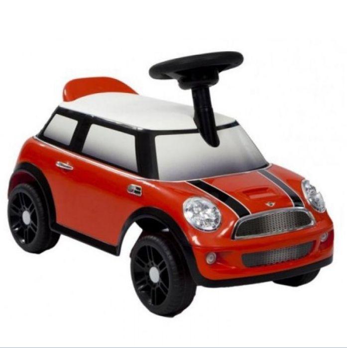 Машина-каталка Mini Cooper Geoby ZW450 красный
