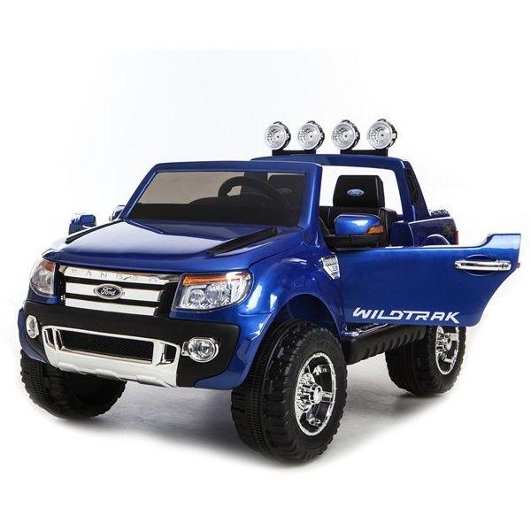 Электромобиль FORD RANGER 12V F150 синий