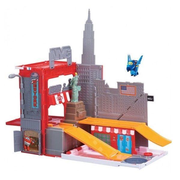 Игровой набор Джером в Нью-Йорке Супер Крылья YW710820