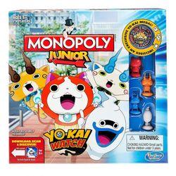 Монополия Джуниор Yo-Kai Watch B6494