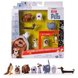 Тайная жизнь домашних животных Набор из 8 мини-фигурок Secret Life of Pets 72807