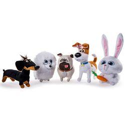Тайная жизнь домашних животных Плюшевый герой 15 см Secret Life of Pets 72804