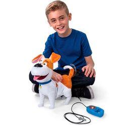Интерактивная игрушка Тайная жизнь домашних животных Плюшевый Макс Secret Life of Pets 72822