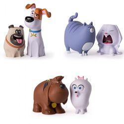 Тайная жизнь домашних животных Виниловые фигурки 2 шт в ассортименте Secret Life of Pets 72816