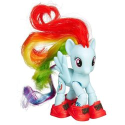 Май Литл Пони Рейнбоу Дэш с аксессуарами My Little Pony B3598/B5680