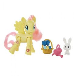 Набор Май Литл Пони с артикуляцией Флаттершай My Little Pony B5675/B3602