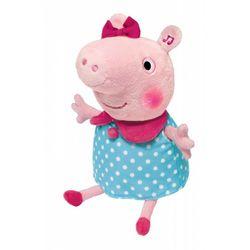Мягкая игрушка Свинка Пеппа свет, звук, движение 30 см Peppa Pig 30566