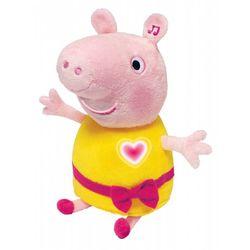 Мягкая игрушка Свинка Пеппа свет, звук, движение 30 см 30567