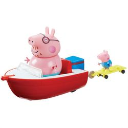 Игровой набор Свинка Пеппа Моторная лодка Peppa Pig 30629