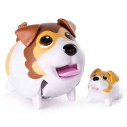 Chubby Puppies Упитанные собачки Коллекционная фигурка Шелти 15 см  56700 Sheltie Shetlad