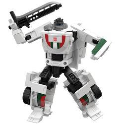 Трансформер Wheeljack Generations Combiner Wars B0974H/5605 с комиксом