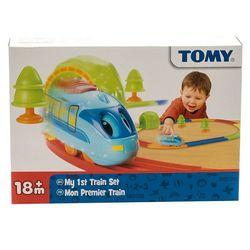 """Tomy паровозик """"Мой первый поезд"""" с рельсами E4402"""