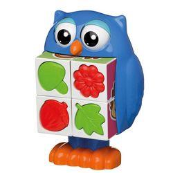 Tomy Игровой набор Кубики-загадки от профессора Совы T72100