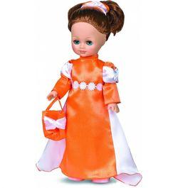 Говорящая кукла Анжелика 3, в вечернем наряде 38см  Весна В1423