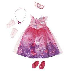 Одежда Сказочная принцесса для куклы Беби Бон Zapf Creation 822-425