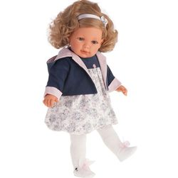 Антонио Хуан реалистичная кукла Аделина говорящая 55см 1888B