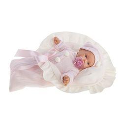 Кукла младенец Ланита в розовом конверте, плачет 27см 1110P