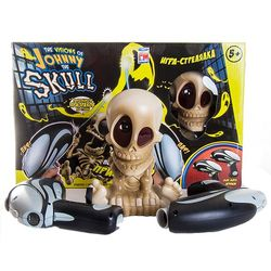 Johnny the Skull интерактивная игрушка Проектор Джонни Череп игра стрелялки 0669-2