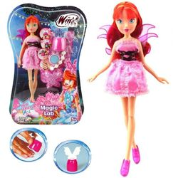 Кукла Винкс Блум Магическая лаборатория Magic Lab IW01231500 Bloom
