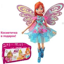 Кукла Винкс Блум Баттерфликс-2 Двойные крылья 28 см IW01251500