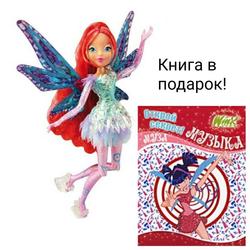 Кукла Винкс Блум Тайникс Школа волшебниц 28 см IW01311500