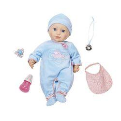Интерактивная кукла Беби Анабель Мальчик Baby Annabell 46см 794-654