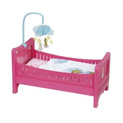 Baby Born Кукольная кроватка Беби Бон 822-289