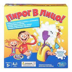 Игра настольная Пирог в лицо B7063